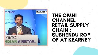 Subhendu Roy of AT Kearney at eRetail