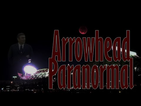 George Spankmeister - Well that explains it. Arrowhead is haunted.