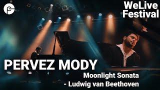 Pervez Mody | WeLive | Beethoven - Mondscheinsonate | Sonata quasi una Fantasia Nr. 14 op. 27 Nr. 2
