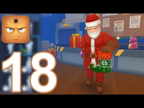 Hide Online: Hunters vs Props - Gameplay Walkthrough Part 18 - New Christmas Update (iOS, Android)