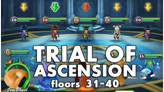 summoners war trial of ascension floors 31 40 nov 2015