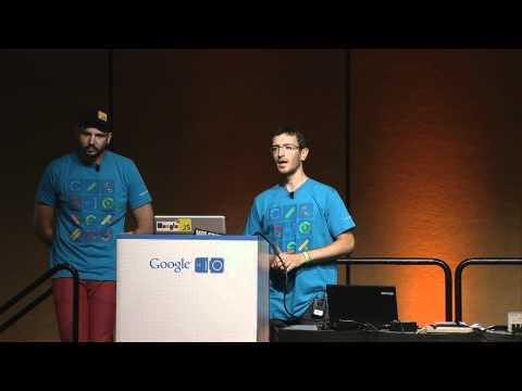 Google I/O 2012 - How we Make JavaScript Widgets Scream - 동영상