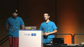 Google I/O 2012 - How we Make JavaScript Widgets Scream