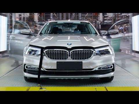 Thumbnail: BMW 5 Series (2017) Production [CAR FACTORY]