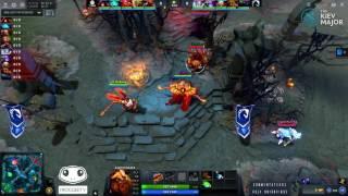 [Kiev Major - Main Event] iG vs Team Liquid - Game 2 - DOTA 2 100% FR