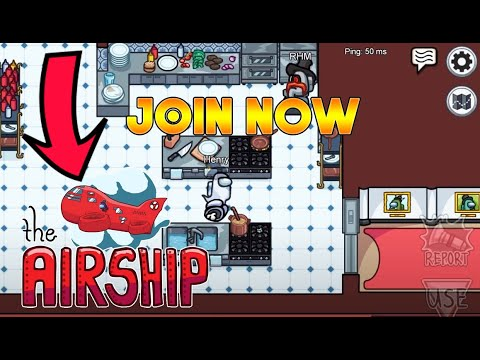 New Airship Map On Nintendo Switch - Live With Viewers