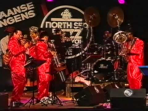 Lester Bowie's Brass Fantasy - Live @ North Sea Jazz Festival 1991