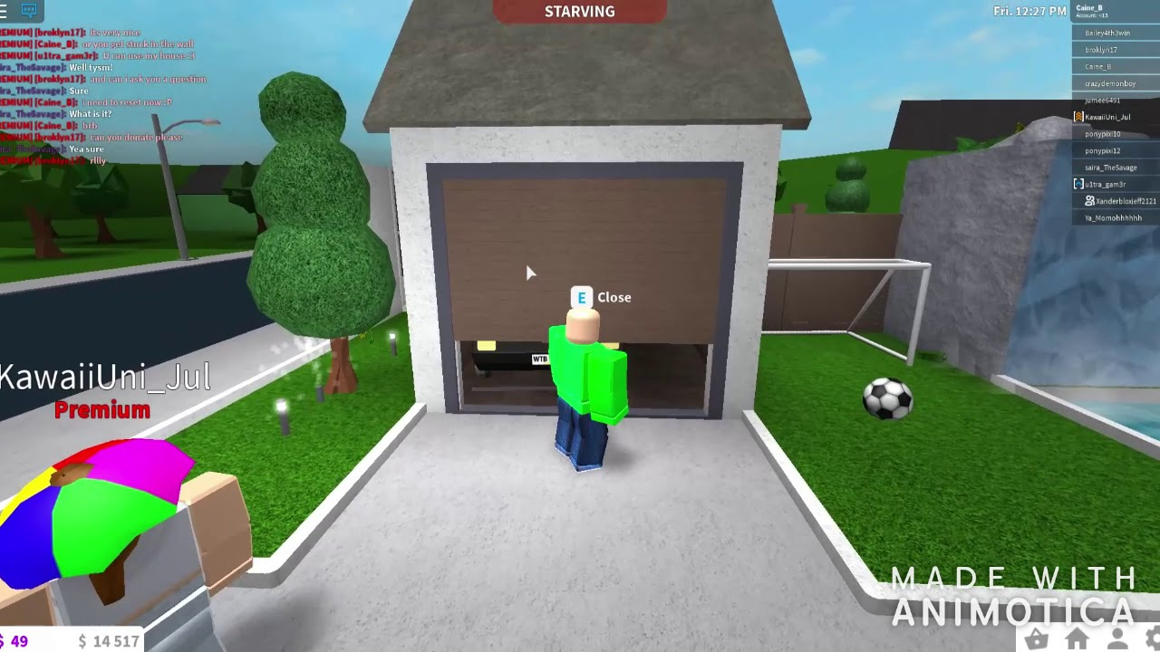 How To Glitch Through Walls In Roblox 2019 Bloxburg Free