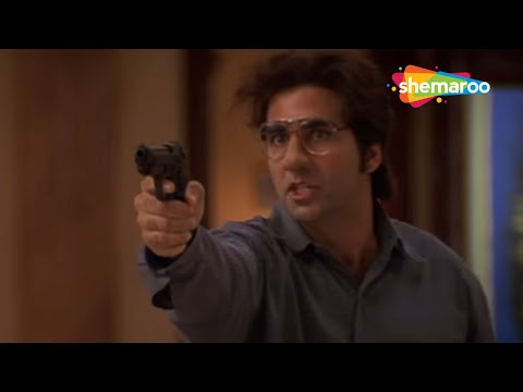 Aankhen Hindi Full Movie In 15 Mins - Amitabh Bachchan -Akshay Kumar -Sushmita Sen - Bollywood