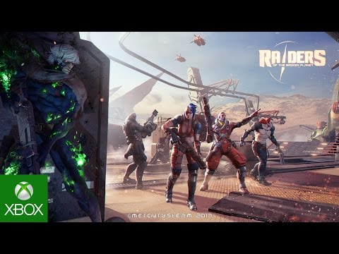 Raiders of the Broken Planet - Coming Soon to Xbox One and Windows 10