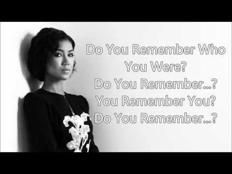 Jhene Aiko - 'Remember' lyrics