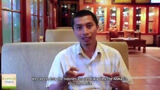 Account of persecution of Ahmadiyya Muslims in Indonesia