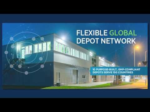Marken Creates Innovative Supply Chain Solutions