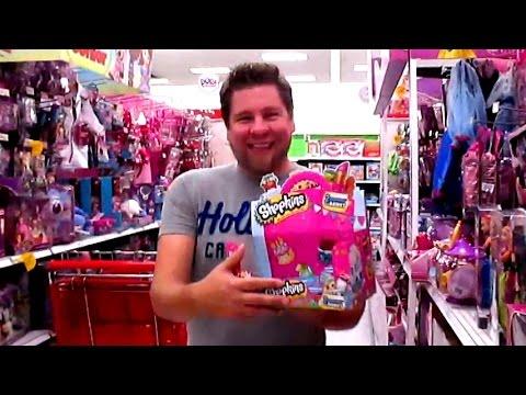 Toy Hunting - Shopkins, My Little Pony, Trash Pack, Mashems