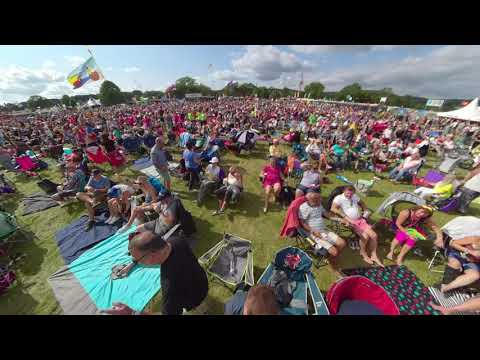 Henley on Thames, Go West at Rewind 2021