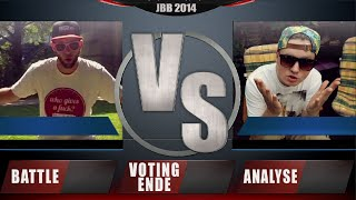 JBB 2014 [8tel-Finale 1/8 RR] - 4tune vs. Laskah [ANALYSE - Teil 2]