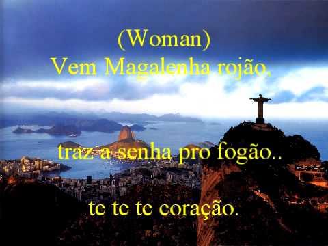 Sergio Mendes - Vem magalenha (Lyrics)