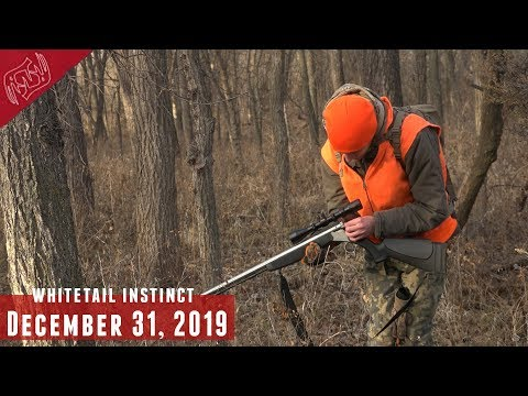 Late Season Deer Hunting:  Trying To Fill A Tag!
