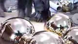 Schnauzer Vitus Destroying Mattress With Christmas Ornaments