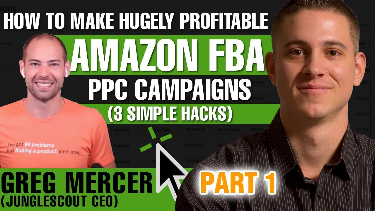 Amazon Advertising | Amazon PPC Tutorial Pay Per Click Ads Optimize your PPC Advertising Campaigns!