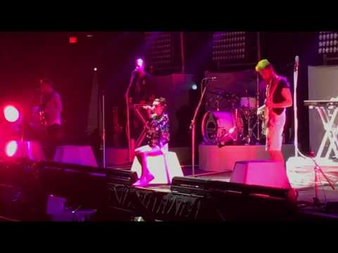 MisterWives Opening for Panic! At The Disco - Death Of A Bachelor Tour 2017   Portland, OR