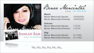 Video Benar Mencintai by Ramlah Ram feat Faris AwanBand download MP3, 3GP, MP4, WEBM, AVI, FLV Desember 2017