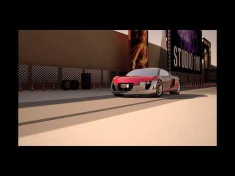 Audi RSQ            - by Ali Pourahmad