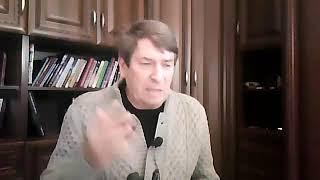 Фото Виктор Рогожкин Россия 2019 год. Что делать    фрагмент Семинара по эниологии от 23.12.2018