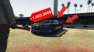 УГНАЛ НОВУЮ БУГАТТИ ЗА 1.000.000$ В GTA ONLINE | БИТВА ТИТАНОВ