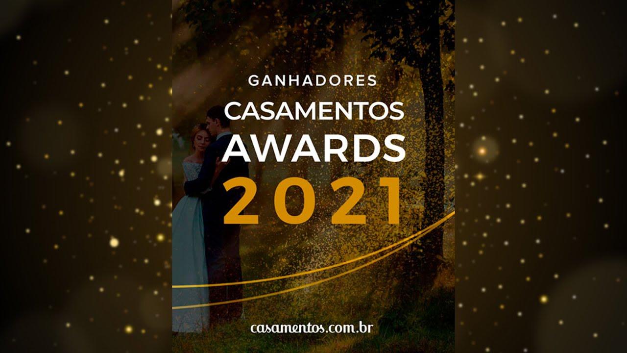 DJ Ganhador do Prêmio Casamentos Awards 2021