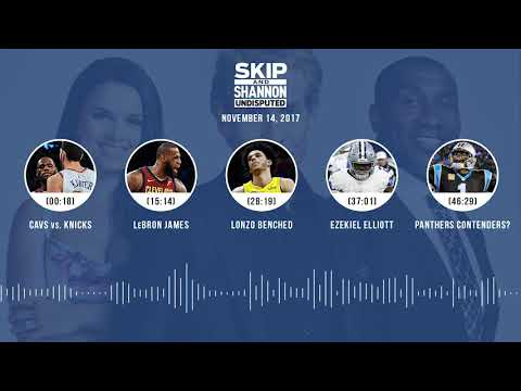 UNDISPUTED Audio Podcast (11.14.17) with Skip Bayless, Shannon Sharpe, Joy Taylor | UNDISPUTED