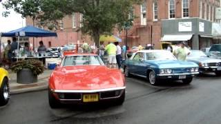 Ashland Downtown Dream Cruise and Car Show 2012