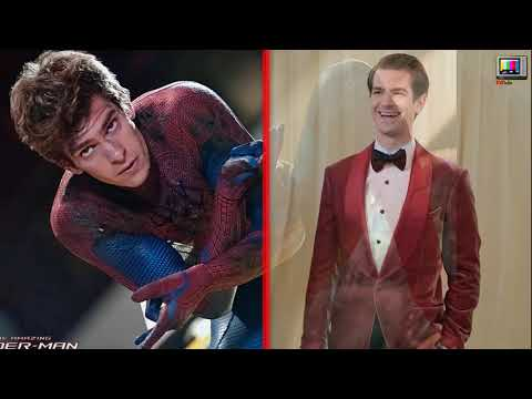 Spider-Man 1977, 2002 ,2004 ,2007, 2012 ,2017 Then and Now 2018