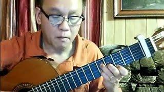 Mùa Đông Của Anh (Trần Thiện Thanh) - Guitar Cover