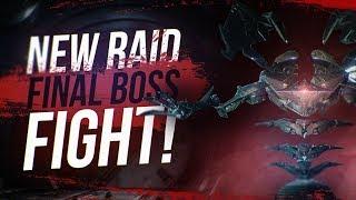Destiny 2: New Eater of Worlds Raid Boss Fight! (Argos Full Completion)