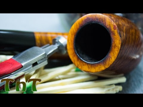 How to Smoke a Tobacco Pipe - Pipes 101 #1