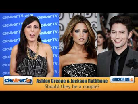 Ashley Greene & Jackson Rathbone Are Not Dating