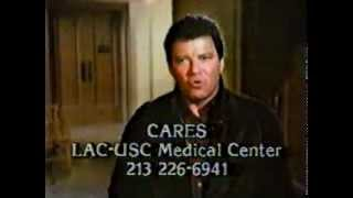 1985 CARES California National Horse Show Commercial (with William Shatner)