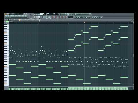 Nelly  Just a Dream FL Studio Tutorial =FREE FLPMIDI DOWNLOAD=