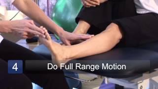 Range-of-Motion Exercises for Achilles Tendons : Achilles Tendon