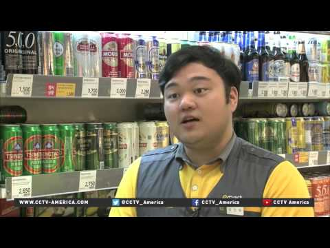 Tsingtao now the most popular imported beer in South Korea
