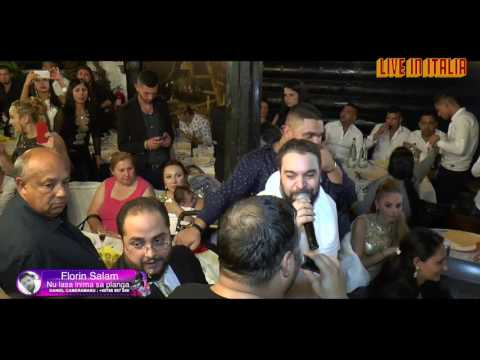 Florin Salam - Nu lasa inima sa planga in Italia New Live 2017 by DanielCameramanu