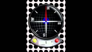 3D kompas magnetometer + samsung chat