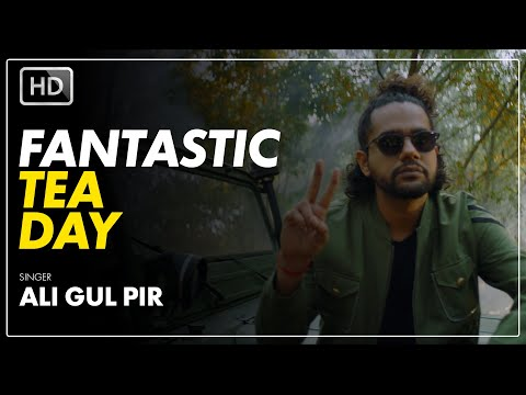 Chaar Darkht - Ali Gul Pir ft. Nimra Rafiq   Tea is Fantastic   Abhinandan