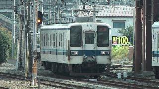 東武東上線 8181F  廃車回送