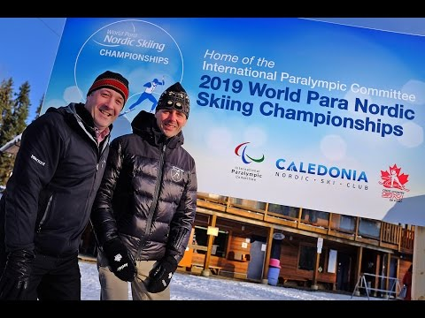 Prince George, Canada set to host 2019 World Para Nordic Skiing Championships