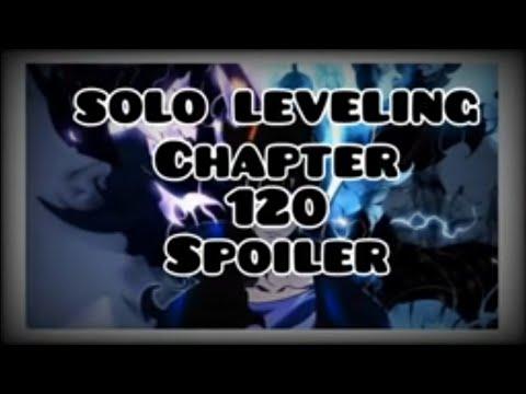 Solo leveling 120 spoiler [English]