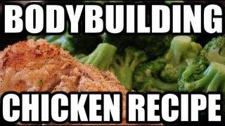 ★ Delicious Bodybuilding Chicken:  Creamy Dijon Chicken
