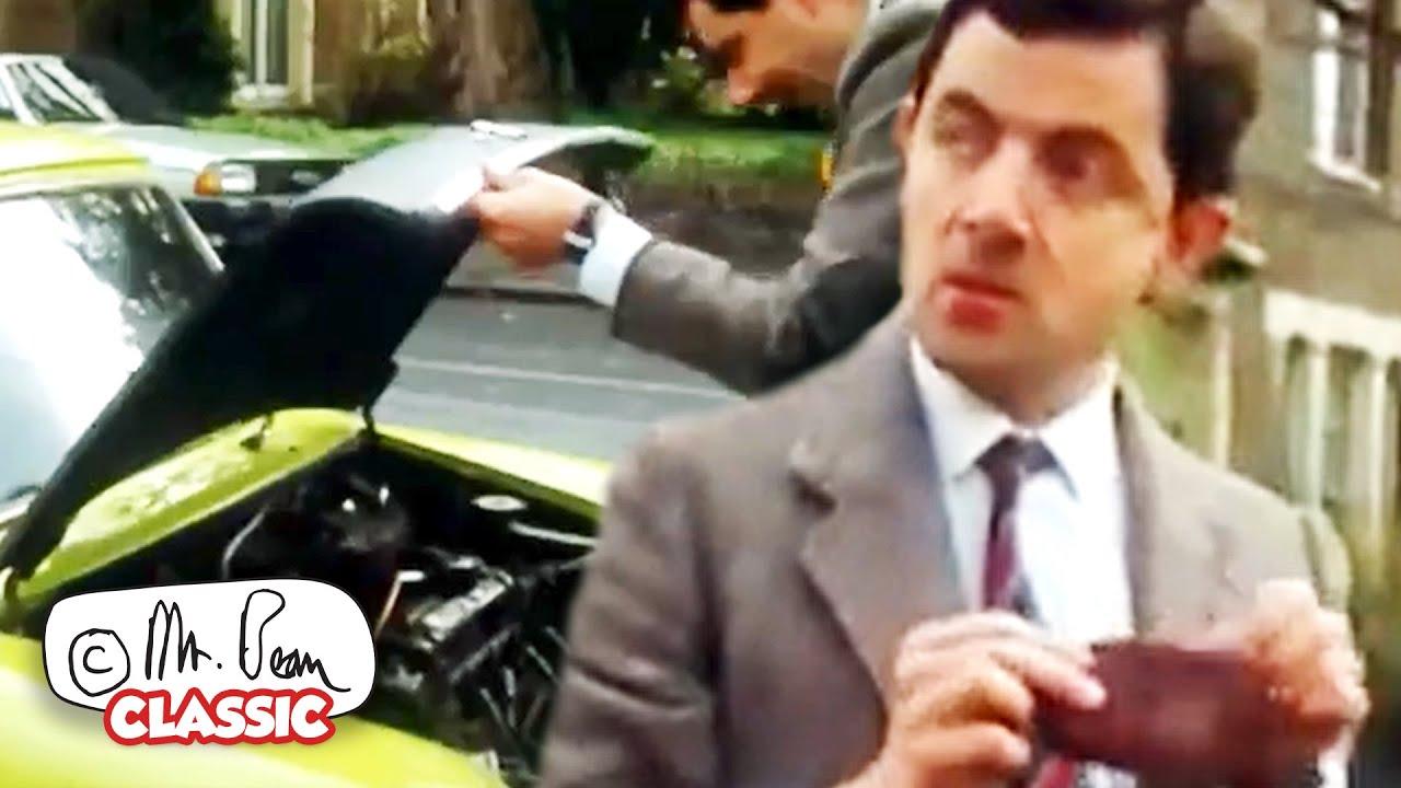 Mr Bean The Mechanic | Mr Bean Full Episodes | Classic Mr Bean