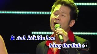 Lâu Đài Tình Ái - Bằng Kiều Ft Minh Tuyết Karaoke - Beat Chuẩn